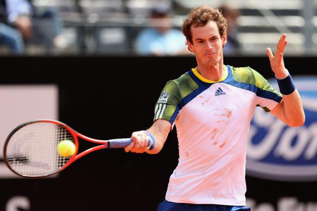 Andy Murray 'Unlikely' to Play in French Open