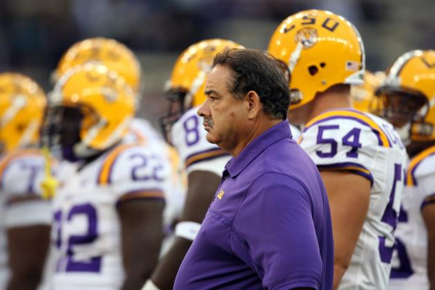 Chavis Is Confident About LSU Defense