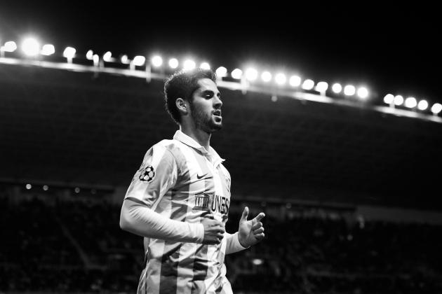 Scouting Rumoured Manchester City Transfer Target, Malaga's Isco