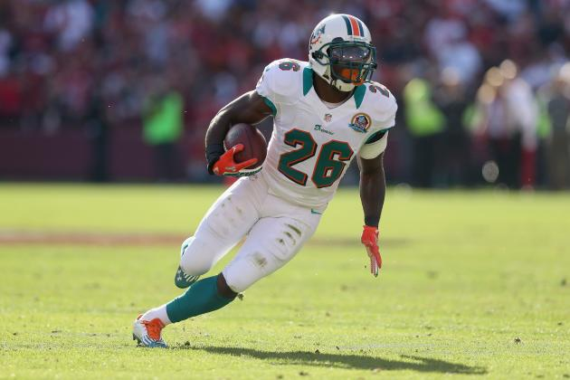 Is Dolphins RB Lamar Miller a Legitimate Threat to Rush for 1,500 Yards?