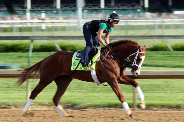 Preakness 2013 Entries: Best Horses to Pair with Orb in Exacta Bets