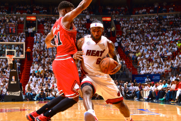 Chicago Bulls vs. Miami Heat: Game 5 Preview, Schedule and Predictions