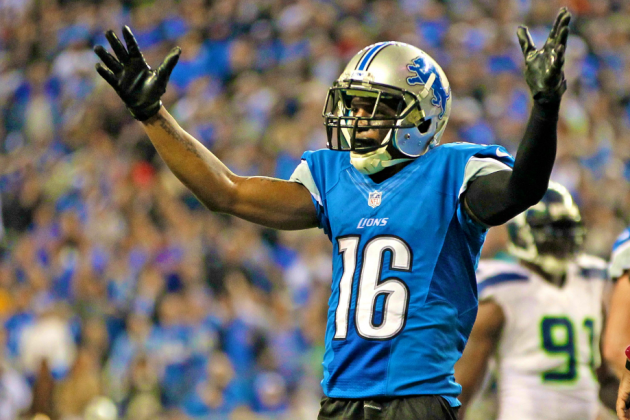 Titus Young Reportedly Charged with Yet Another Burglary