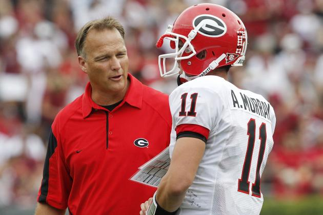 Strength of Schedule `off the Chart' for Georgia in 2014