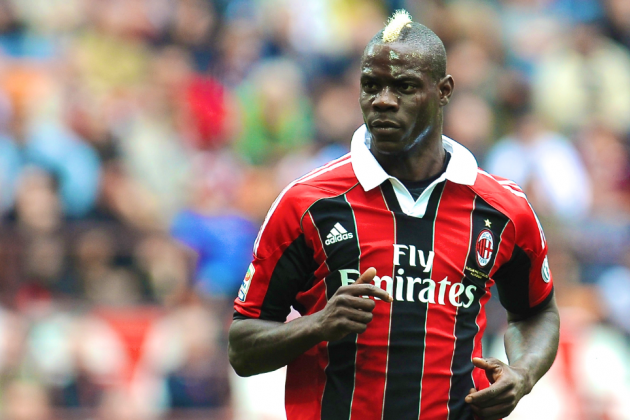 Soccer Racism: Mario Balotelli Says He'll Walk Off the Pitch, and He Should