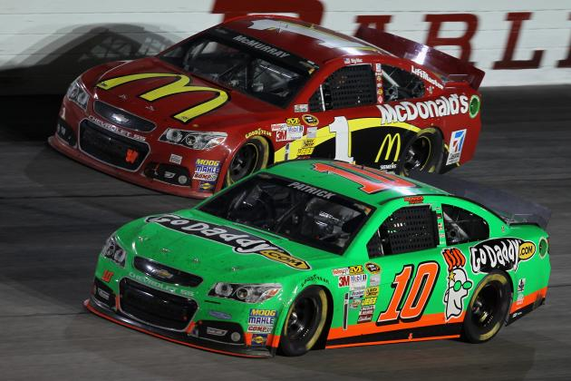 Danica Patrick's NASCAR Cup Season so Far a $1.2 Million Failure