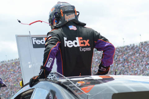 Hamlin Tries to Rally into Chase