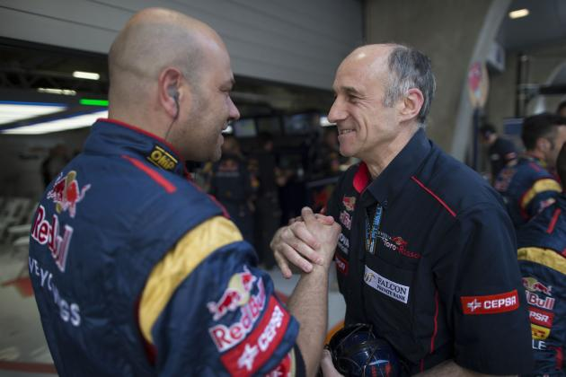 2014 F1 Rules 'a Huge Technical and Financial Challenge'