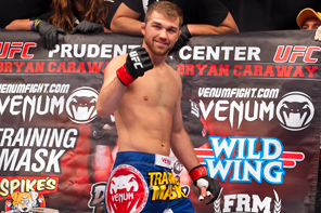 Bryan Caraway Awarded Pat Healy's $65K 'Submission of the Night' Bonus