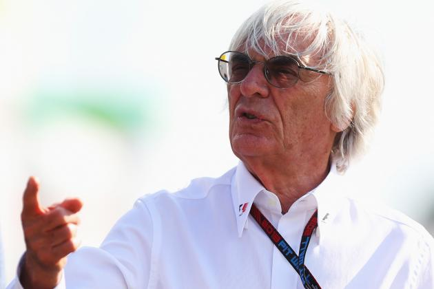 Ecclestone Reportedly Facing Bribery Charges