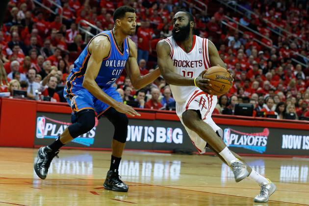 Harden Wraps Up His Season