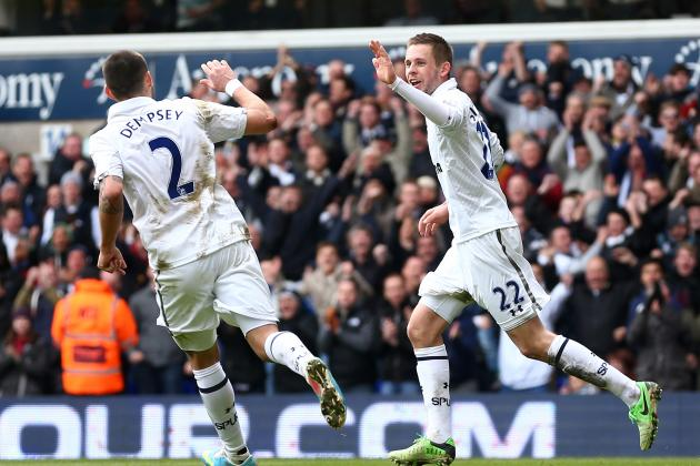 Tottenham Hotspur: Why Dempsey and Sigurdsson Have Been Unsung Heroes for AVB