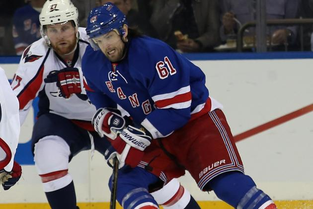 Nash Says 'Offense Will Come' as NYR Prep for B's