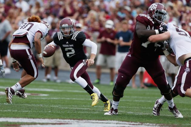 Manziel Must Enter 2014 NFL Draft While Dual-Threat QBs Are Striving