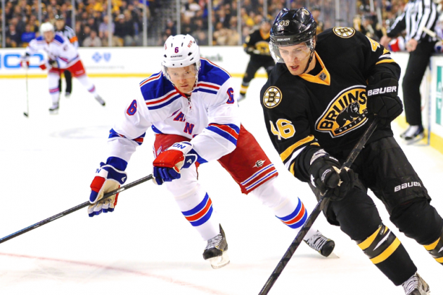 NHL Playoffs 2013: Highlighting 2nd-Round Series Headed Towards Game 7s