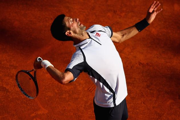 Novak Djokovic Considers Rome and Madrid Expanding to 10-Day Events