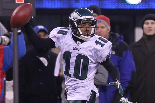 Should DeSean Jackson Return Punts in Philadelphia This Year?