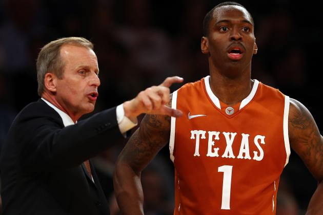 Rick Barnes Facing Uphill Battle Heading into Crucial Year at Texas