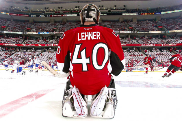 What It Means for Ottawa Senators to Be Canada's Last Hope in 2013