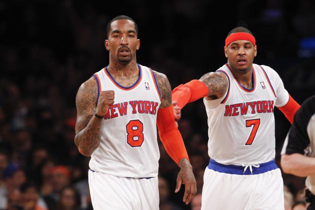 NBA Playoff Predictions 2013: Why the Knicks Still Have a Fighting Chance