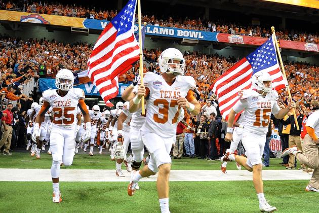 Texas Releases a Trailer Video Declaring the Longhorns Are Back