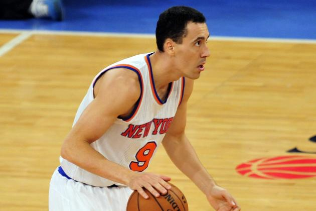 Woodson Says Knicks Likely to Put Prigioni Back into Starting Lineup