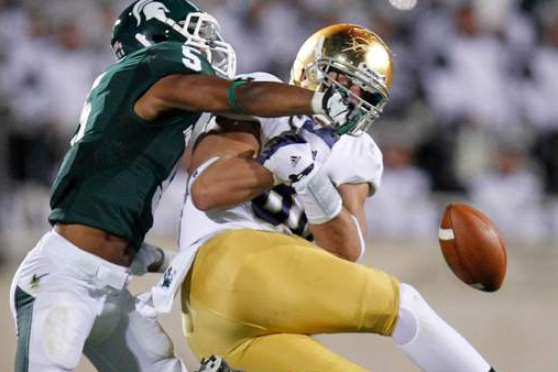 Michigan State-Notre Dame Football Series Will Continue, with Adjustments