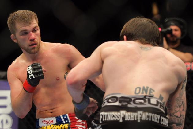 Bryan Caraway Receives Pat Healy's  $65K 'Submission of the Night' Bonus