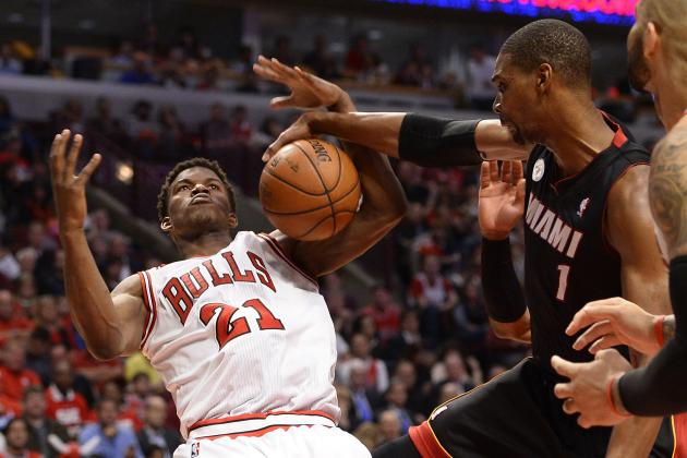 Bulls vs. Heat Game 5: Chicago Too Shorthanded to Extend Series with Win in Miami