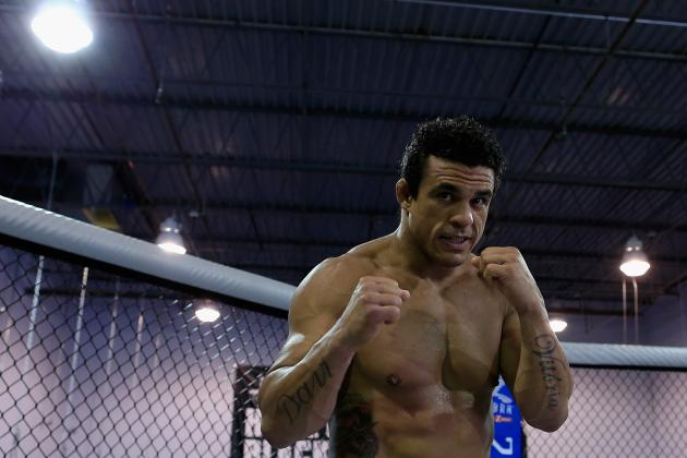 UFC on FX 8: Is It Fair That Luke Rockhold Must Face an Enhanced Vitor Belfort?