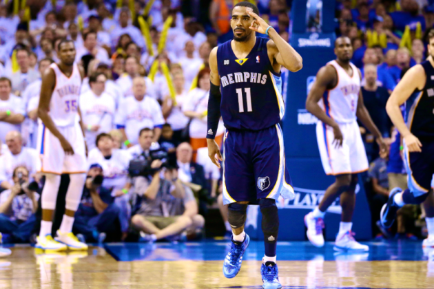 5 Players Garnering New Reputations in 2013 NBA Playoffs