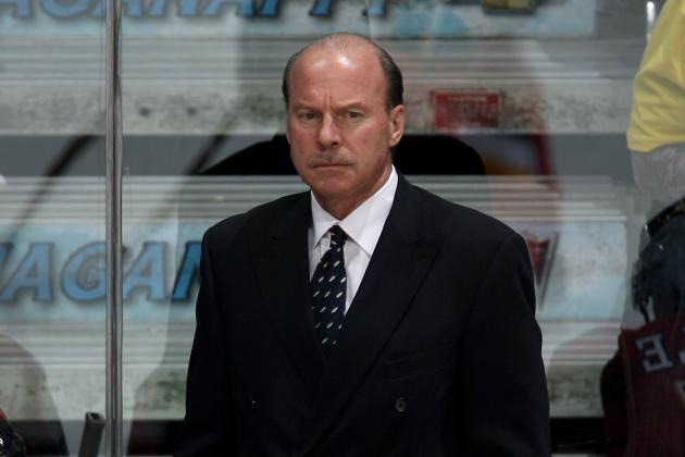 Former Flyers Coach Mike Keenan to Coach in Russia