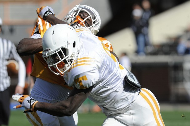 Former Tennessee Cornerback Daniel Gray to Transfer to Utah State