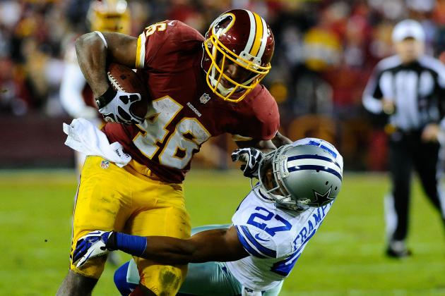 Looking at Alfred Morris' Chances of Delivering an Encore Performance