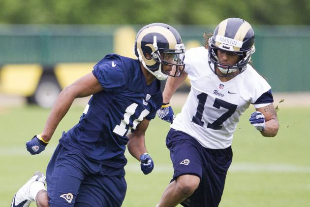 Rams Sign Six Tryout Players