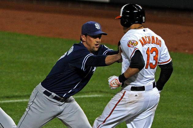 Padres 8, Orioles 4