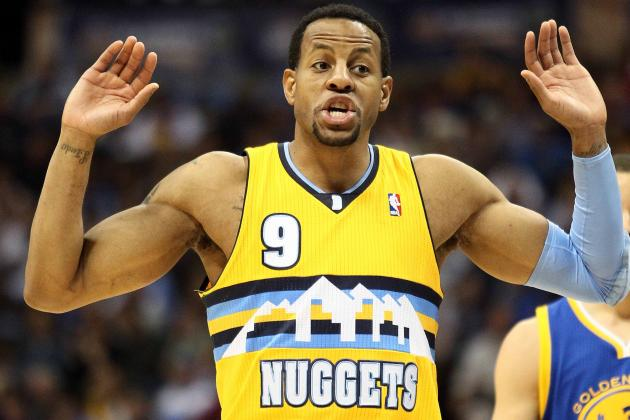 Andre Iguodala Complains of Politics in All-Defensive Team Choices