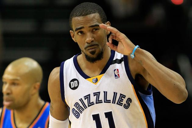 Mike Conley Says 'We're Not Afraid of the Moment'