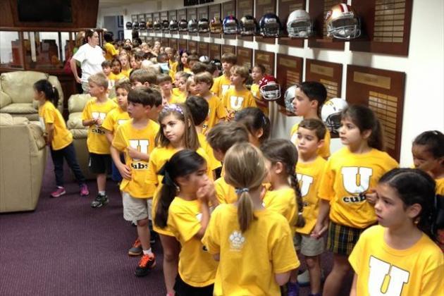 PHOTOS: LSU Hosts Best 1st-Grade Field Trip in Field Trip History