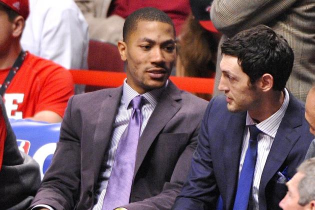 A Look Inside Derrick Rose's Fake Gmail Inbox