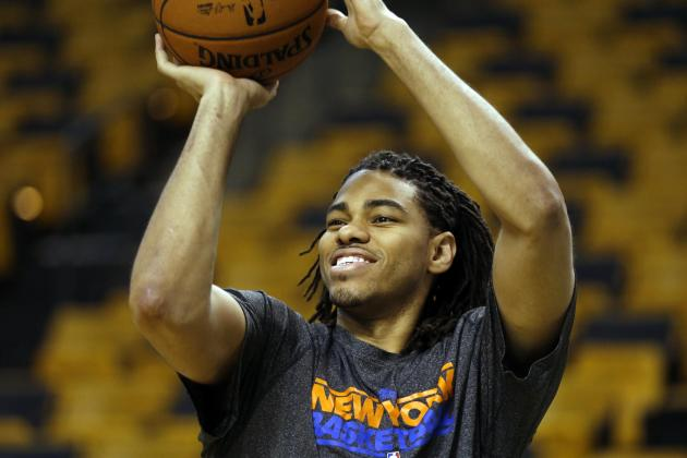 New York Knicks: Why Isn't Mike Woodson Playing Chris Copeland?