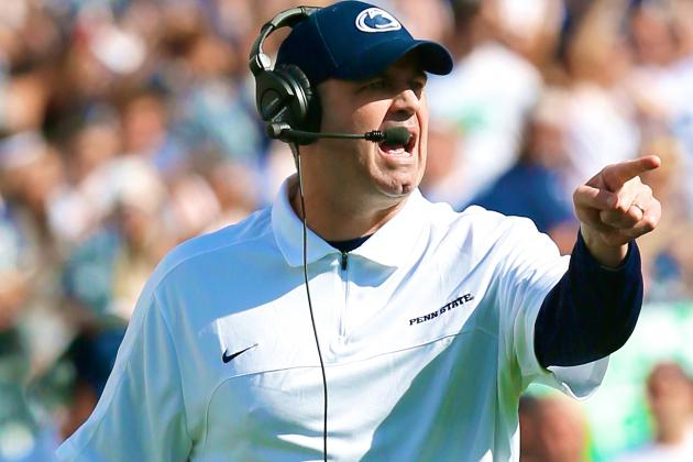 Report Outlines Controversial Changes to Penn State's Football Medical Staff
