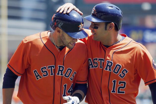 Astros 7, Tigers 5