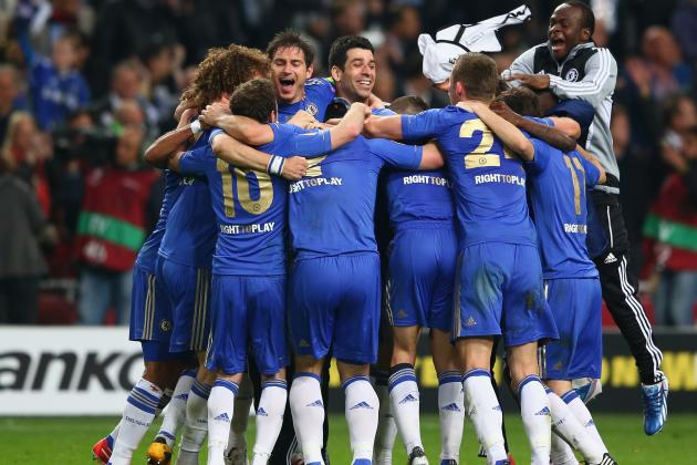 Chelsea vs. Benfica: Score, Grades and Post-Match Reaction