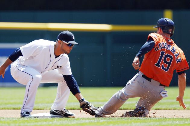 Tigers Fall Short of Season Sweep as Astros Score Two Runs in Ninth