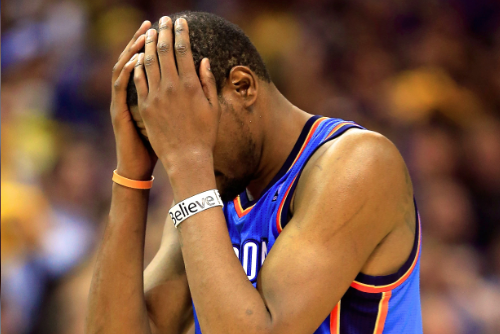 Late-Game Collapses vs. Grizzlies Will Haunt Kevin Durant for Years to Come
