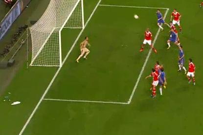 Chelseas Ivanovic Scores Winner in Europa League Final