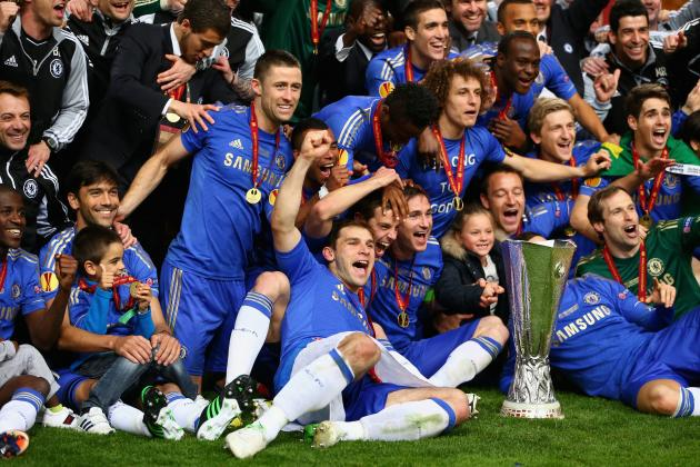 Chelsea Wins Europa League Title