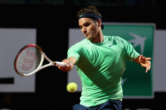 Roger Federer Needs Strong Italian Open in Preparation for French Open