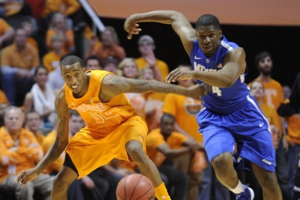 UT, Memphis to Renew Basketball Rivalry; Football Still in Talks